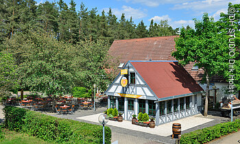 Hotel Camping Sonnenhof Brombachsee